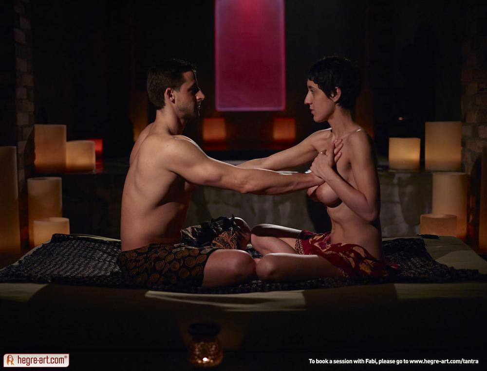 Tantric massage hegre art