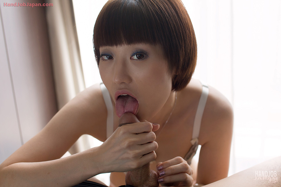 Japanese Girl With Short Hair Nude
