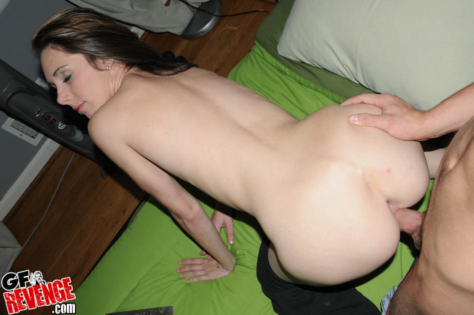 Safe to cum in his ass